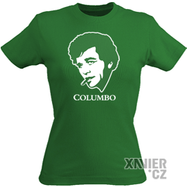 Columbo tričko