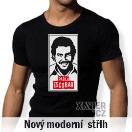 Tričko s potiskem Pablo Escobar  dc9ccb88bc
