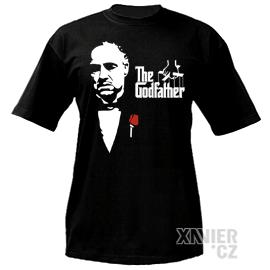 Originální Dárkové Balení trička, tričko Godfather, Xavier.cz eshop triček Godfather, originální trička s potiskem Godfather, originální dárky pro muže, ženy, k narozeninám a vánocům v originálním dárkovém balení James Dean, filmy online