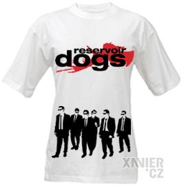 Originální trička, trička s potiskem Reservoir Dogs, Xavier.cz eshop Reservoir Dogs, originální dárky pro muže, ženy, k narozeninám a vánocům v originálním dárkovém balení Reservoir Dogs, filmy, seriály online
