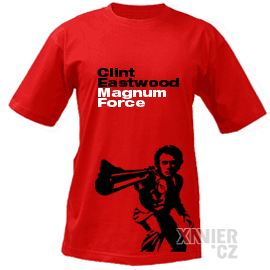 Clint Eastwood, triko, Magnum Force