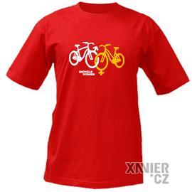 Originální Dárkové Balení trička, tričko Bicycle power, Xavier.cz eshop triček Bicycle power, originální trička s potiskem Bicycle power, originální dárky pro muže, ženy, k narozeninám a vánocům v originálním dárkovém balení Bicycle power, filmy a seriály online