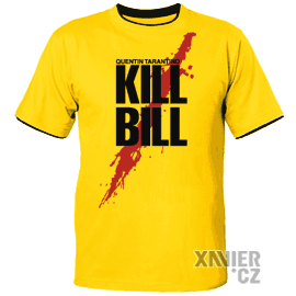 Origin�ln� D�rkov� Balen� tri�ka, tri�ko Kill Bill, Xavier.cz eshop Kill Bill, origin�ln� tri�ka s potiskem Kill Bill, origin�ln� d�rky pro mu�e, �eny, k narozenin�m a v�noc�m v origin�ln�m d�rkov�m balen� Kill Bill, filmy, seri�ly online Quentin Tarantino