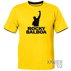 Originální Dárkové Balení trička, tričko Rocky Balboa, Xavier.cz eshop triček Rocky, originální trička s potiskem Rocky, originální dárky pro muže, ženy, k narozeninám a vánocům v originálním dárkovém balení Rocky , filmy a seriály online