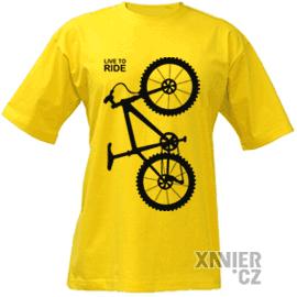 Cyklistické tričko